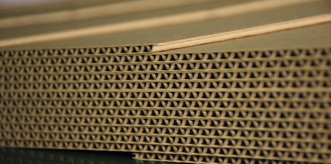Plancha Carton Ondulado Onduforma
